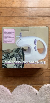 Mini Sewing Machine New. Never used  Woodbridge, 22193