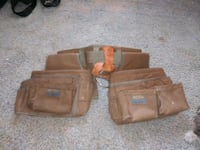 TOOL BAGS.McGuire Nicholas..Good condition $35.00 OBO make me an offer Bakersfield, 93301
