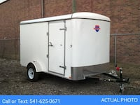 """2020 CarryOn 6 X 12 Enclosed 6'Wide, 12'Long, 15"""" Tires,"""