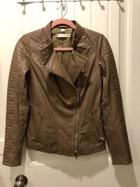 Leather jacket Langley, V2Y 1L1
