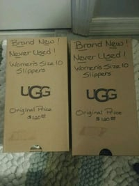 Brand new UGG slippers 2 pairs size 10 Kissimmee, 34741