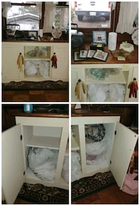 Hand crafted pine cabinet Virginia Beach, 23455