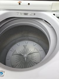 Set washer and gas dryer whirlpool semi new Oakland, 94621