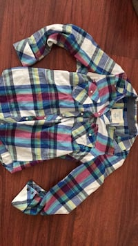 Petite small flannel Beaumont, 92223