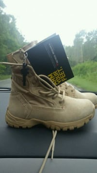 Brand new Tactical Research brand military boots  Sumter, 29154