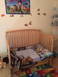 Crib and changing table Lusby, 20657