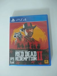 Red Dead Redemption 2 PS4  Bakersfield, 93308