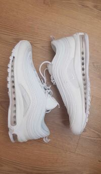 Nike Air Max 97 triple white Mulhouse, 68200