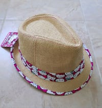 Hello kitty Straw Hat /NEW Richmond Hill, L4C 3T9