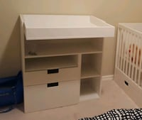 Ikea changing table Edmonton, T5R