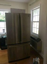 gray french-door refrigerator Capitol Heights, 20743