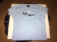 $5 Roots Athletics Girls All Star T shirt Medium=10 VGUC  Montréal, H4G 1M2