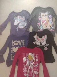 Graphic Tees Size 7/8 - $2 each Germantown, 20876