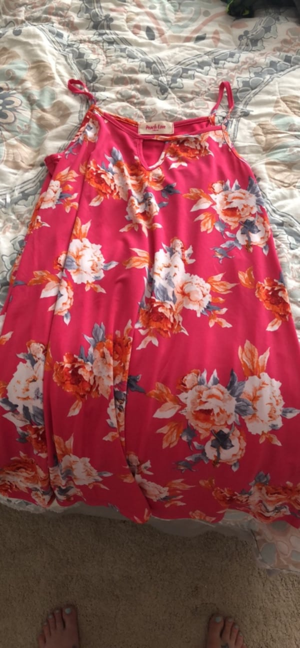 New never worn sunkissed boutique dress.  d4f971f2-dc60-4c3b-9dbe-20879d1c98d7