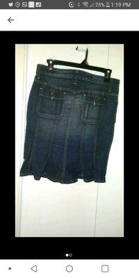 Jeans skirt small Laval, H7M 4A2