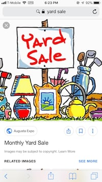 Yard Sale Oct 28 Text me for info A lot of cool stuff jewelry shirts pictures etc New York, 11204