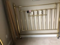 stainless steel bed headboard and footboard Brampton, L6Z 1K1