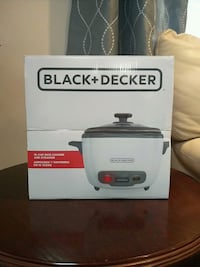 NEVER USED/BRAND NEW RICE COOKER Toronto, M6M 3A4