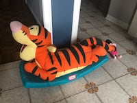 Baby Ride On Rocker - Tigger  Toronto, M9V 4Y8