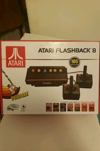 ATARI FLASHBACK 8 SYSTEM, NEW Queens, 11354