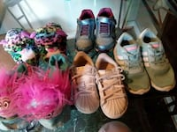 Girls shoes size 8 and 8 1/2  Waco, 76708