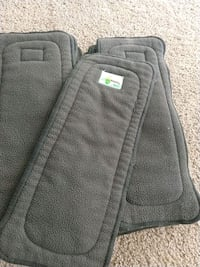 charcoal cloth diapers insert