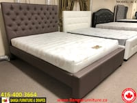 Canadian Bed Frame and Mattress Factory  Vaughan, L6A 1G6