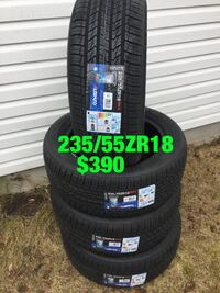 vehicle tire set TORONTO