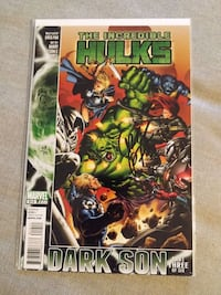 Incredicble Hulks (2009) #614 Signed w/ Cert Toronto, M1T 0A4