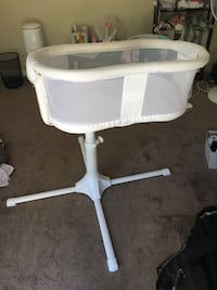 1+ Year Halo Bassinet for Infant Babies in excellent condition Santa Clara, 95051