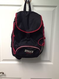 Brand New light weight Roots knapsack- Ideal for the beach