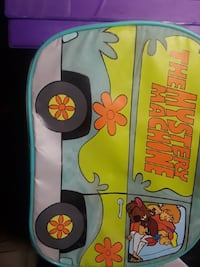 Used in excellent condition Mystery Machine lunch