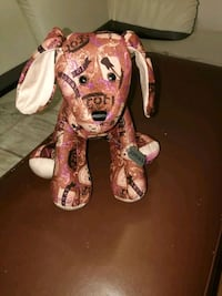 Rock N Roll Puppy Stuffy !(From the jonas brothers London, N5Z 2A4