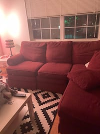 Four piece sectional couch Arlington, 22203