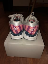 Nike Air Max 1 Parra Shoes 8.5 25 mi