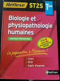 Biologie et physio patho humaines-Terminale ST2S Montigny-en-Ostrevent