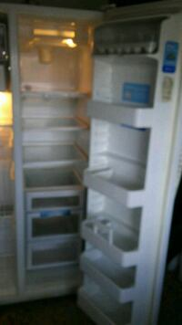 white side-by-side refrigerator Rio Rancho, 87124