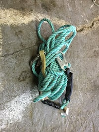 Safety rope with hooks for roofing Stephens City, 22655