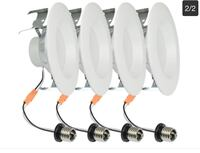 Recessed led lights (4 pack) Tucson, 85712