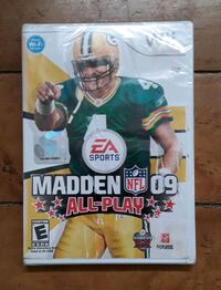 NEW Wii Madden NFL 09 All-Play Martinsburg, WV, USA, 25401