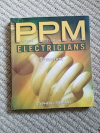 First year electrician math book Brampton, L6T