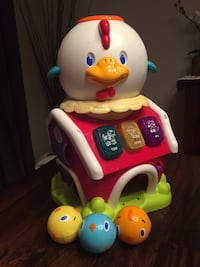 Bright Starts having a ball cluck and learn barn Mahtomedi, 55115