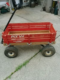 Radio Flyer  all terrain Wagon Hubertus