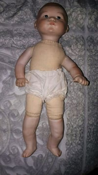 German made bisque doll Barrie, L4M 3Y8