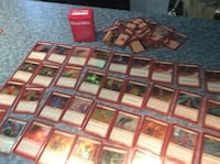 MTG fire and lightning deck mint condition Calgary, T3E 2M7
