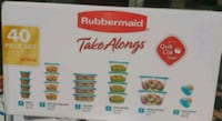 Rubbermaid take along 40 piece Haymarket, 20169