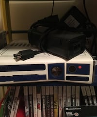 Star Wars limited edition Xbox 360 with games  Virginia Beach, 23464