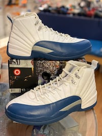 French blue 12s size 13 Silver Spring, 20902