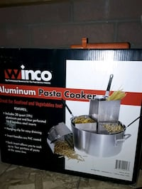 Winco Pasta Cooker West Jordan, 84084