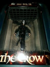The crow special edition Eric draven Kitchener, N2P 1R7